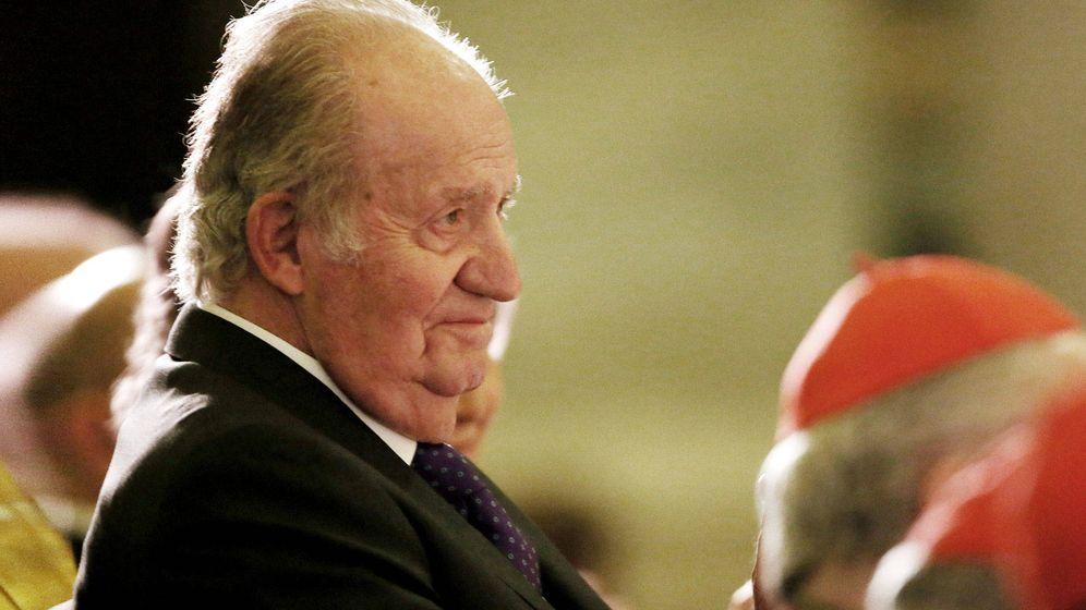 Foto: El rey Juan Carlos. (Getty)