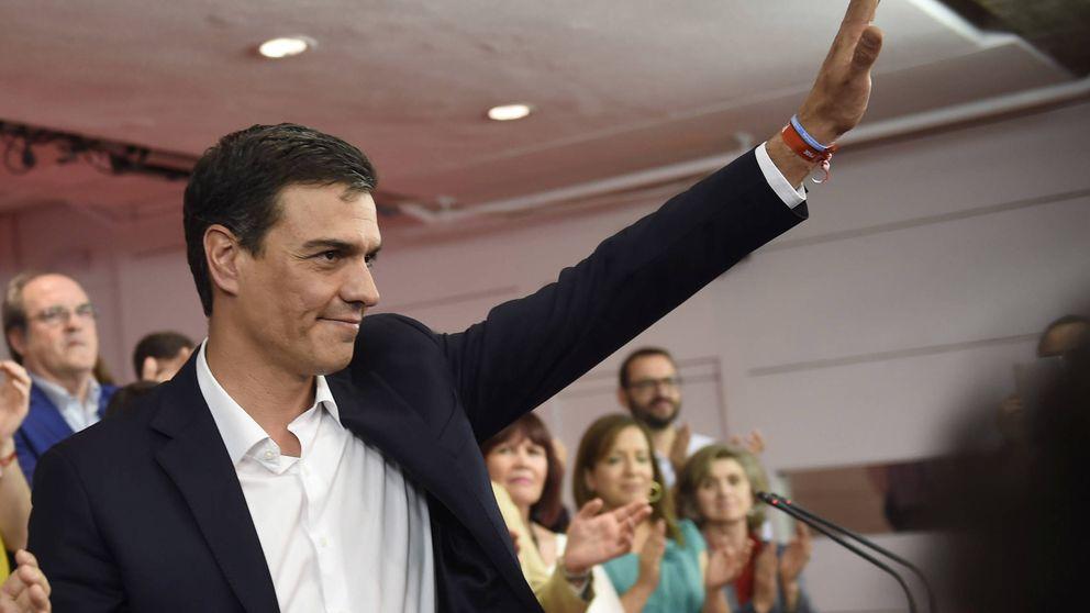 Los paparazzi convierten a Pedro Sánchez en personaje del corazón