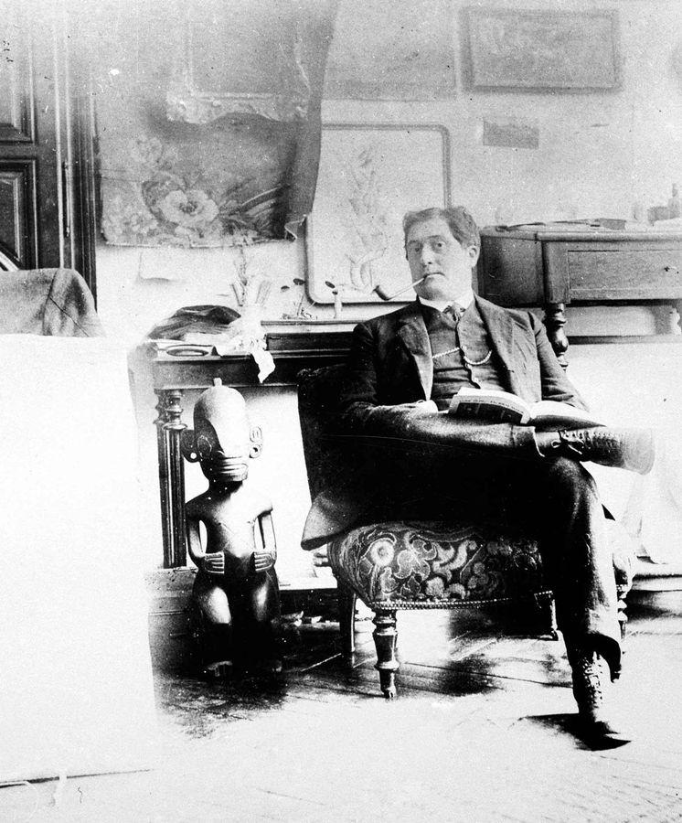 Apollinaire: al poeta que sabía demasiado lo mató la gripe española