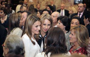 La princesa Letizia se lamenta: ¡Qué difícil es conciliar trabajo y familia!