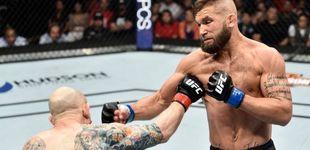 Post de La rabia de Stephens, uno de los luchadores más salvajes de la UFC, aplasta a Emmet