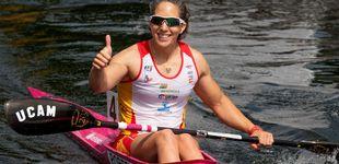 Post de Teresa Portela, la piragüista que no quiere parar de ganar medallas