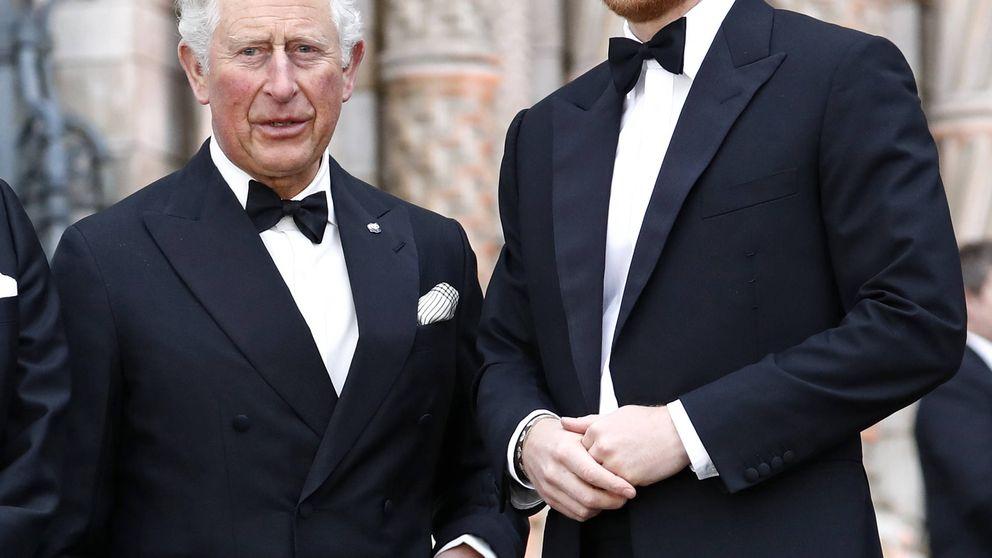 El día en que el príncipe Harry le dijo a su padre ¡te odio!