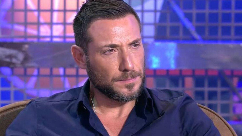 Antonio David Flores, en 'Sálvame'. (Telecinco)