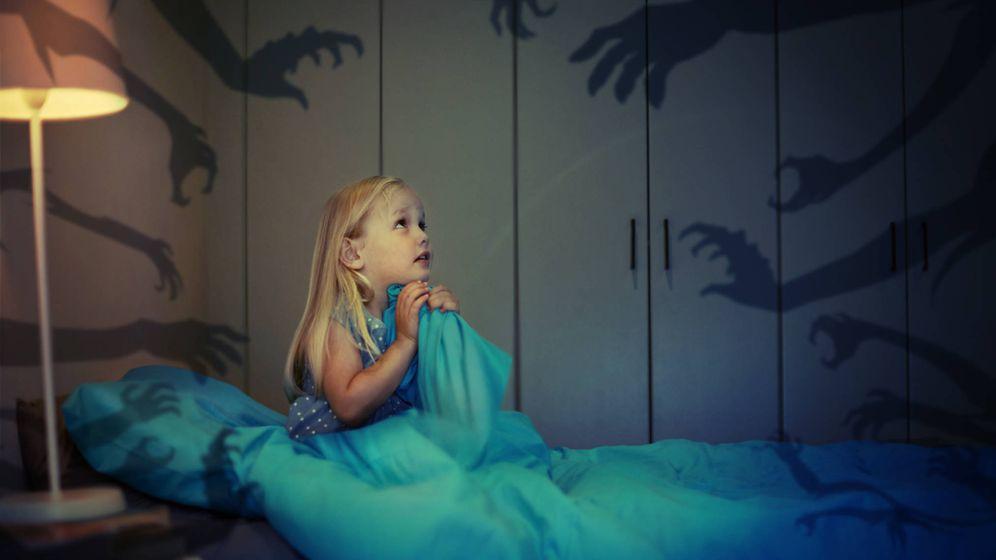 Foto: Los monstruos siempre vienen por la noche. (iStock)