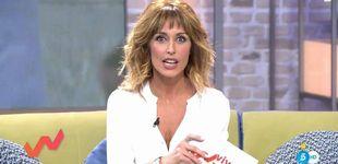 Post de Emma García pide perdón al público por lo que pasó el sábado en 'Viva la vida'