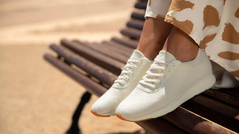 Las Bamboo Sport White son un clásico atemporal