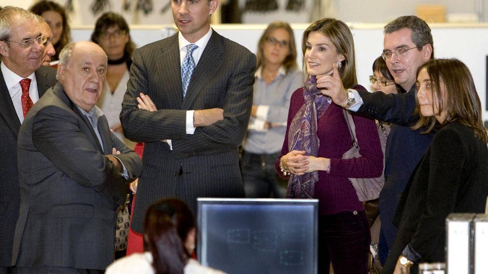Los detalles de la buenísima relación de don Felipe y doña Letizia con Inditex