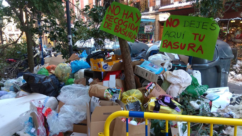Solo el pueblo salva al pueblo: una semana en el círculo polar de Madrid