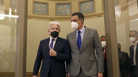 Redondo avanzó el reparto de los fondos UE a la patronal catalana en una cita secreta