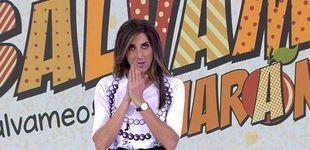 Post de El motivo por el que Paz Padilla deja de presentar momentáneamente 'Sálvame'