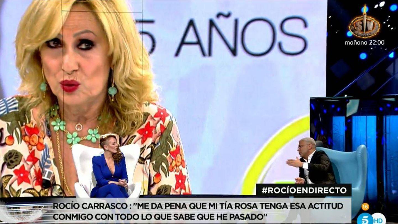 Rosa Benito. (Mediaset)