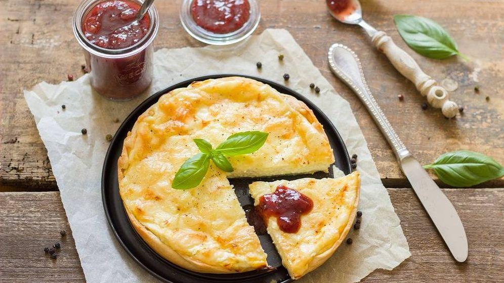 Foto: Quiche de calabaza y manzana. (Pixabay)