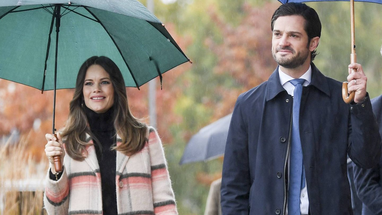 El príncipe Carlos Felipe y la princesa Sofia de Suecia. (Cordon Press)