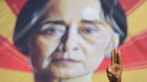 Birmania: la policía presenta nuevos cargos contra la líder Suu Kyi tras el golpe de Estado