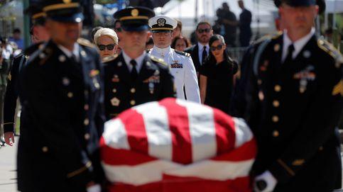 Los funerales de John McCain
