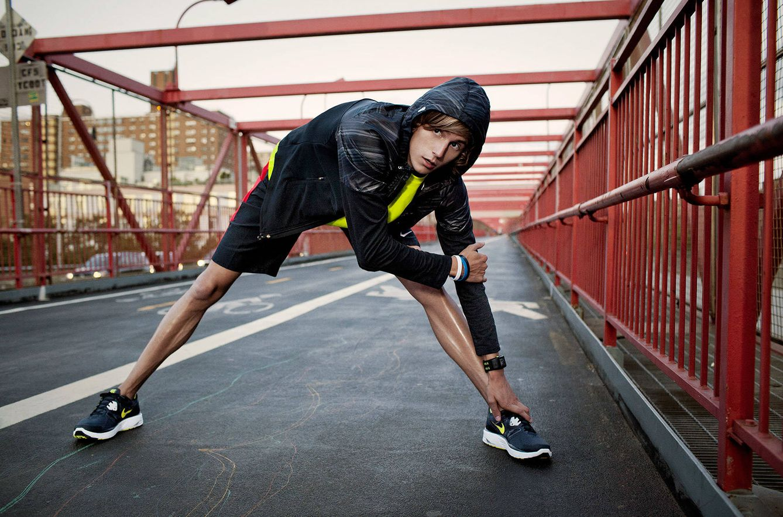 Foto: Evita los sustos y analiza tu corazón antes de pasarte con el ejercicio. Imagen: Nike
