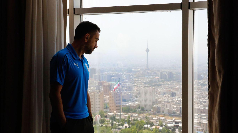 La vida de Xavi Hernández y familia en Qatar: playas privadas, clubs de lujo y poca calle