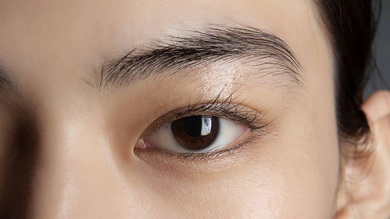 Entre las preocupaciones de las mujeres chinas está la longitud de las pestañas. (Imaxtree)