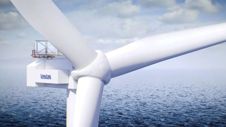 El V236-15.0 MW tendrá tres palas de 115,5 m. (Vestas)
