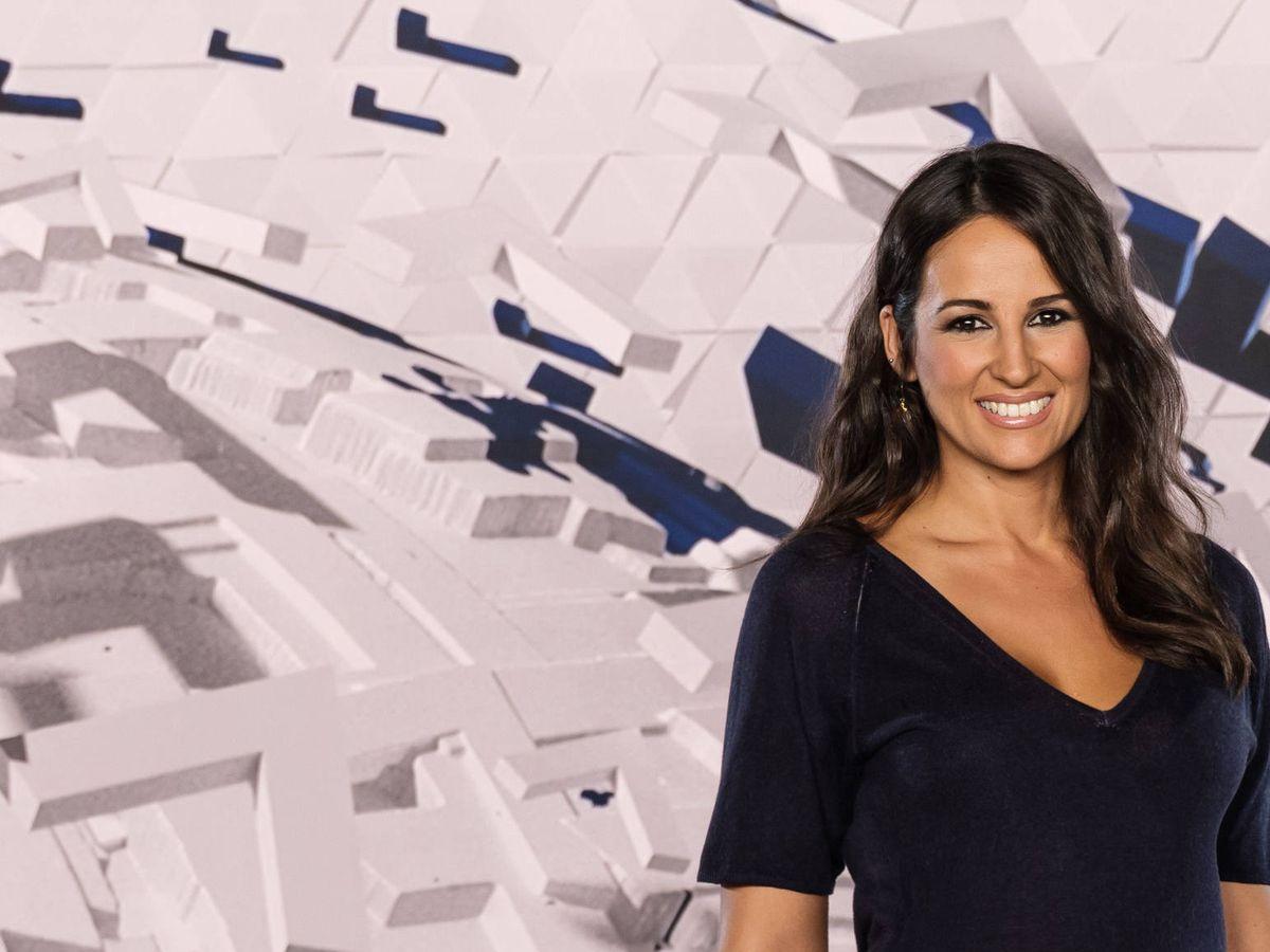 Foto: Lorena García, en 'Antena 3 Noticias'. (Foto: Roberto Garver)