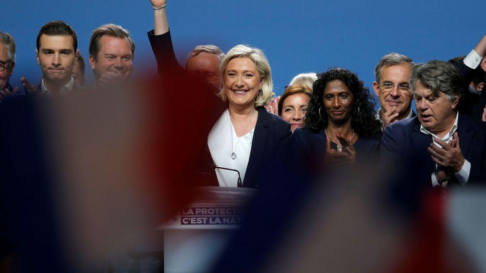 Foto: Marine Le Pen. (Reuters)
