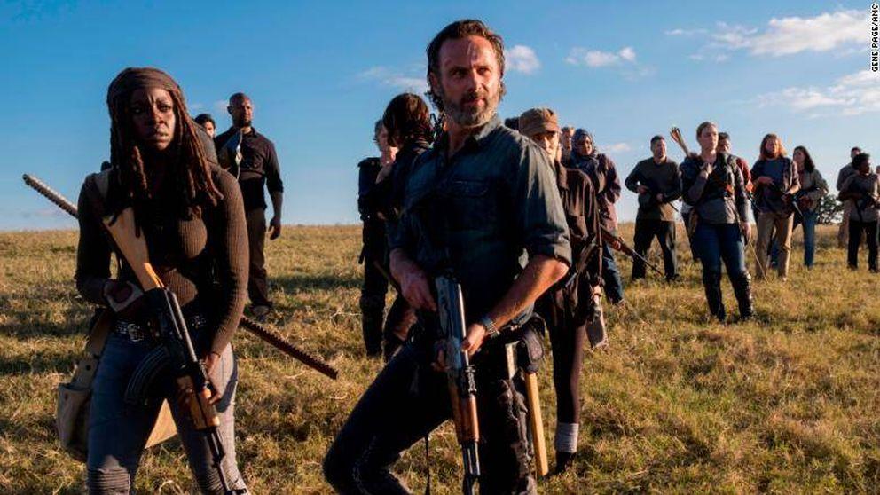 Controvertido final de temporada de 'The Walking Dead', ¿y ahora qué?
