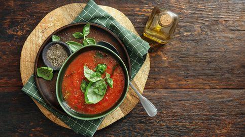 5 beneficios demostrados de la sopa de tomate (y su receta)
