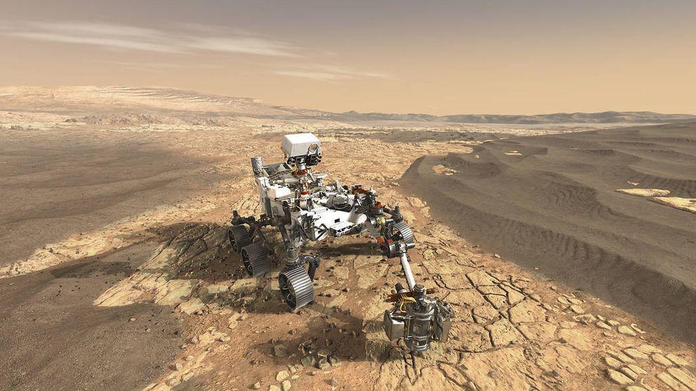 La NASA ofrece al público billetes simbólicos a Marte