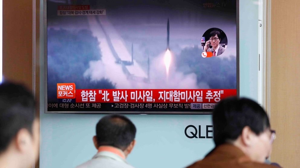 EEUU y Corea del Sur responden a Pyongyang con otro ensayo con misiles