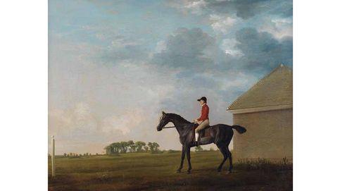 El arte de las carreras de caballos