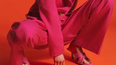 Zara tiene las sandalias de tacón sensato perfectas para completar tu look de invitada