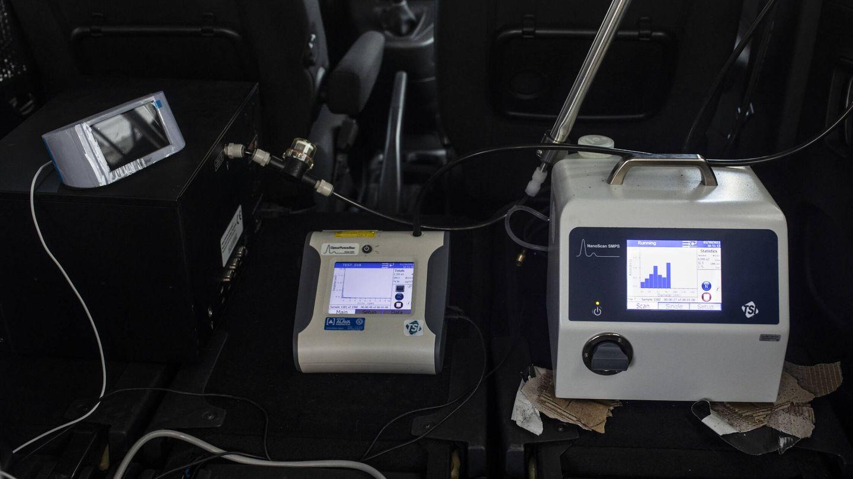 Espectrómetros. (Alejandro Martínez)