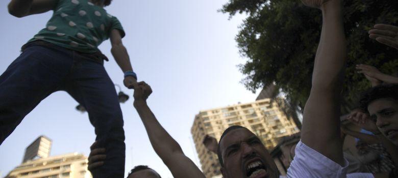 Foto: Violencia en Egipto