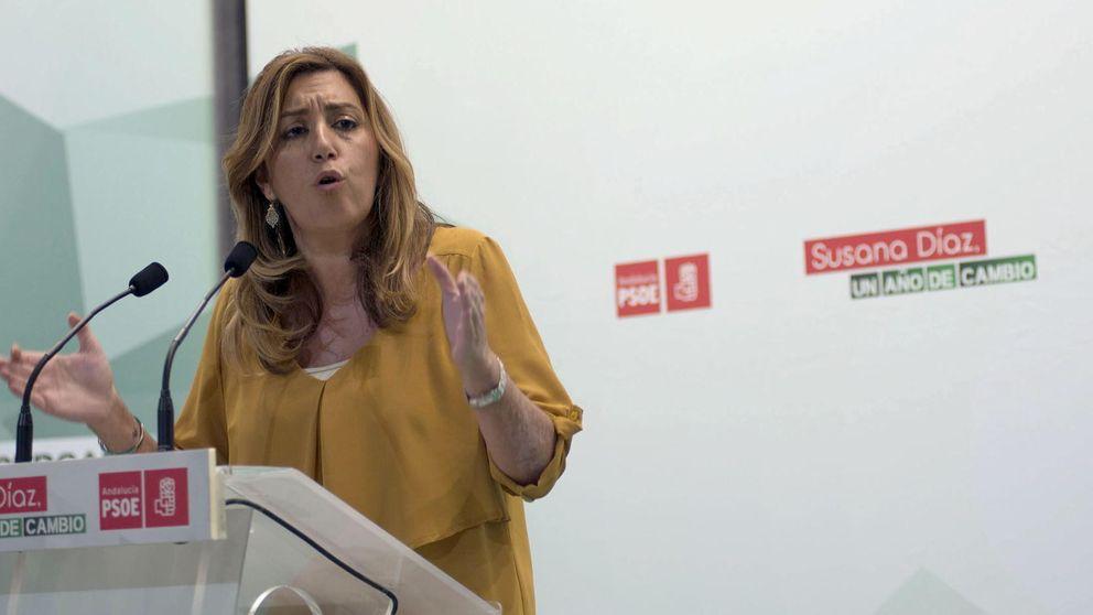 Díaz cede y le pedirá al Banco de España una banca pública andaluza