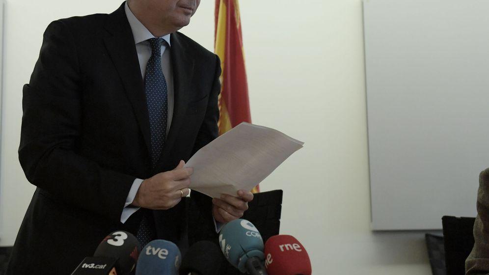 Foto: El ministro de Economía, Industria y Competitividad de España, Román Escolano. (EFE)