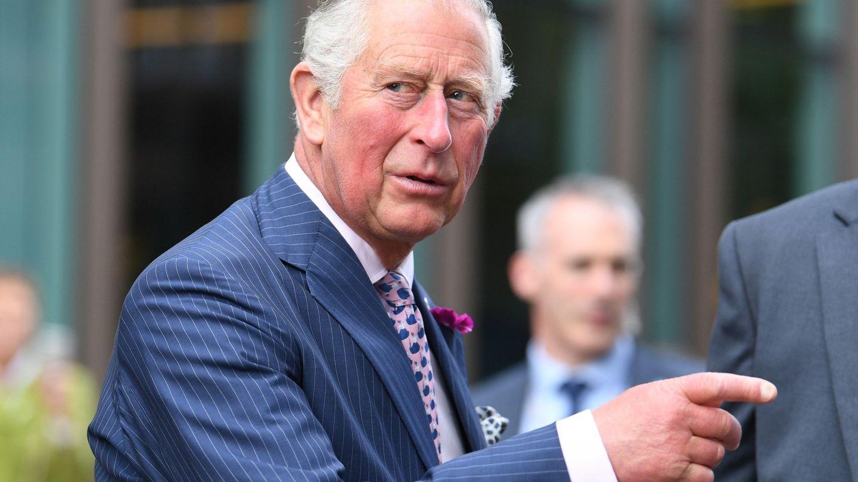 Carlos de Inglaterra. (EFE)