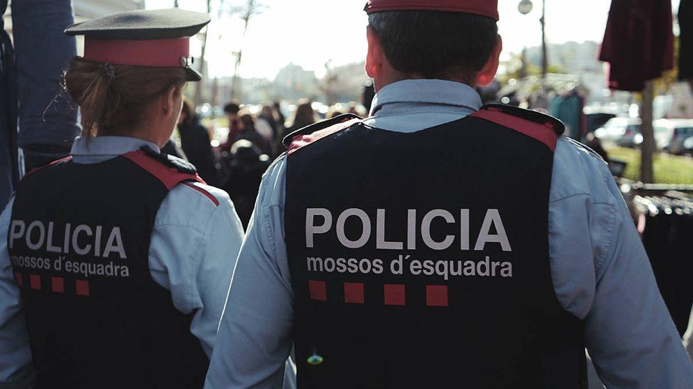 Foto: Patrulla de los Mossos d'Esquadra. Foto: Mossos d'Esquadra