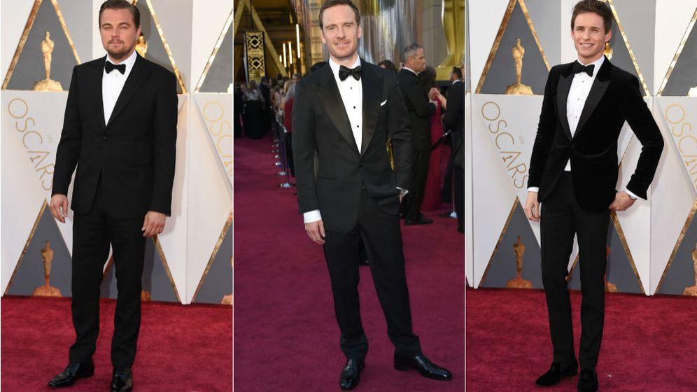 Foto: El paseíllo por la alfombra roja de los Premios Oscar 2016 según ellos