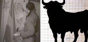 Post de Los cuernos rojos de España: Manolo Prieto, el comunista que diseñó el Toro de Osborne
