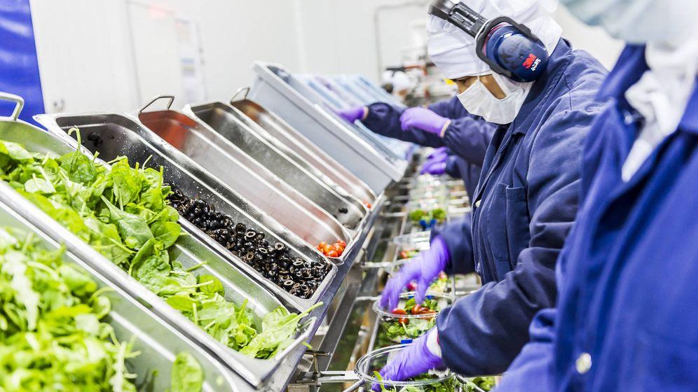 Foto: Planta de ensaladas de Grupo Alimentario Citrus.