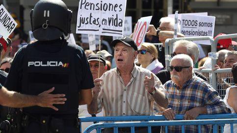 El PSOE acepta subir las pensiones con el IPC y provoca la división del Pacto de Toledo
