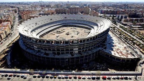 Operación Mestalla: el esquema 'piramidal' del Valencia pone en guardia a la banca
