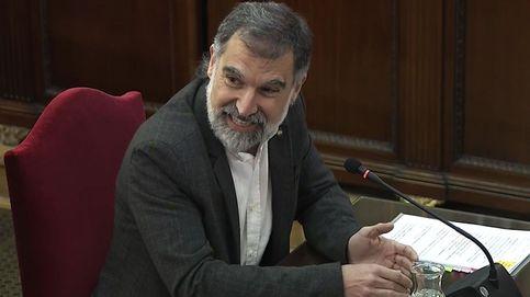 Jordi Cuixart, en el juicio del 'procés': Soy un preso político, no un político preso