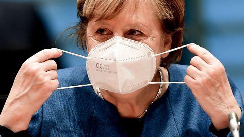 Alemania marca un nuevo récord con 14.900 casos y Merkel pide un confinamiento suave