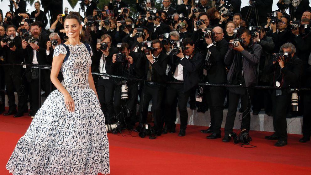 Penélope Cruz, Banderas y Almodóvar triunfan en Cannes (rodeados de celebrities)