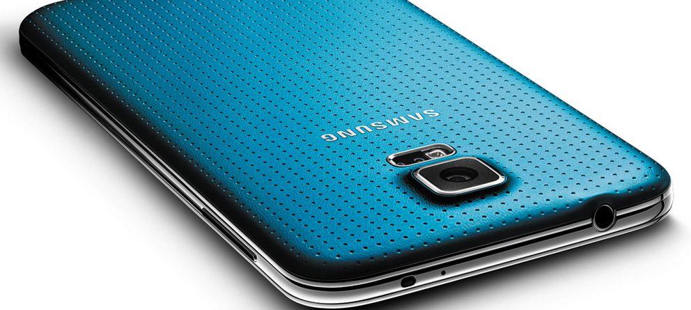 Foto: Samsung guarda un as en la manga para adelantarse a la llegada del iPhone 6