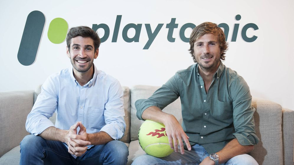 Foto: Pedro Clavería y Pablo Carro. (Playtomic)