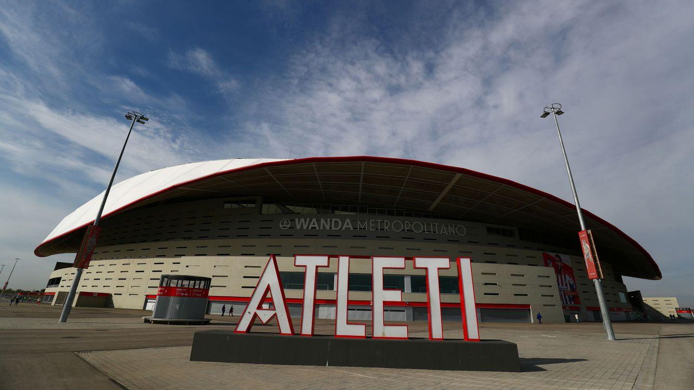 El Atleti busca 'sponsor' millonario para el Metropolitano tras el adiós de Wanda