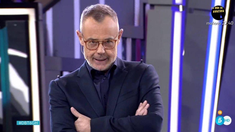 Jordi González, en 'GH Revolution: el DBT'. (Mediaset España)